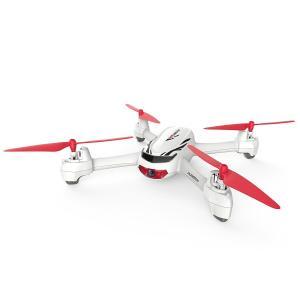 G-FORCE ジーフォース HUBSAN X4 DESIRE ホワイト ドローン H502E(カメラ付き モニター付き 空撮 動画 高画質 GPS搭載)|tricycle