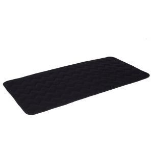 メディカーボン ベッドパッド  シングル 約95×195cm(一般医療機器 温熱治療 器具 寝具 マット 炭素繊維 介護 用品) tricycle