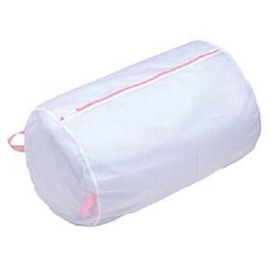 LAUNDRY 洗濯ネット SP 洗濯ネットくずよけ大物洗い 円筒型(洗濯ネット 特大 ドラム型 おしゃれ 便利 グッズ)|tricycle