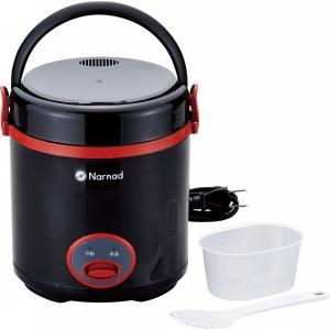 ナールナッド ちょい炊き炊飯器III 1.5合(炊飯器 1人 一人暮らし 家電セット 新生活)|tricycle