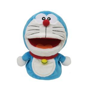 ドラえもん ぱくぱくハンドパペット(グッズ 藤子・F・不二雄 Doraemon 日本 アニメーション)|tricycle