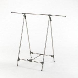 セキスイ ステンレスものほしスタンド(洗濯 物 部屋干し 折り畳み スリム収納 室内物干し)|tricycle