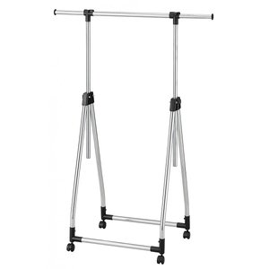 パール金属 コンパクトフォールディングハンガー(スタンド 洗濯 物 部屋干し 折り畳み スリム収納 室内物干し)|tricycle
