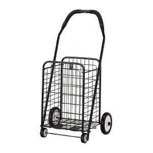 幸和製作所 テイコブ TacaoF ワイヤーカート ブラック(ショッピングカート 折りたたみ)|tricycle