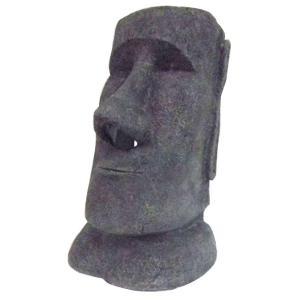 ティッシュスタンド ビッグモアイJr.(オブジェ ティッシュペーパー ケース イースター島 石造彫刻)|tricycle
