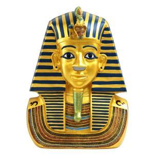 ティッシュスタンド ツタンカーメン(グッズ オブジェ ティッシュペーパー ケース 古代 エジプト ピラミッド)|tricycle