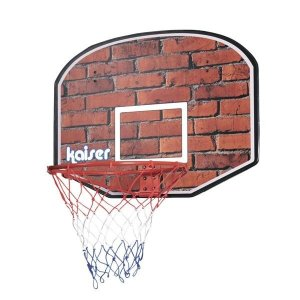 KW-579 カイザー kaiser バスケットボード80(バスケットボール ゴール 家庭用 簡易 壁掛け 組み立て シュート 練習用)|tricycle
