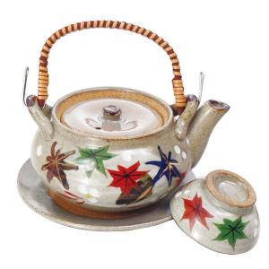 土瓶むし 雲錦 300ml(蒸し 和食器 茶器 急須 陶器 日本製 おしゃれ)|tricycle