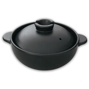 奥土鍋 小サイズ 1〜2人用(直火 オーブン 電子レンジ 対応 万古焼 萬古焼 耐熱 陶器 料理 調理 鍋 おしゃれ 日本製 一人用)|tricycle