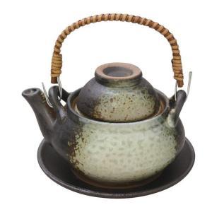 土瓶むし 備前釉 330ml(蒸し 和食器 茶器 急須 陶器 日本製 おしゃれ)|tricycle