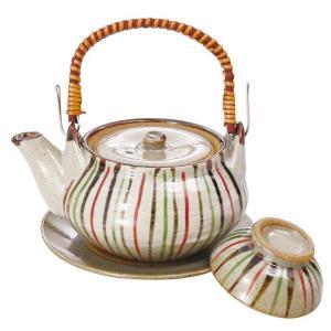 土瓶むし 十草 360ml(蒸し 和食器 茶器 急須 陶器 日本製 おしゃれ)|tricycle