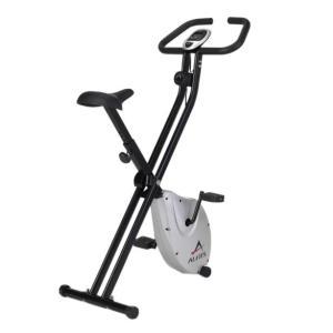 アルインコ クロスバイク4415 AFB4415(エアロバイク フィットネスバイク クロスバイク 折りたたみ)|tricycle