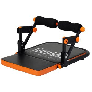 アルインコ EXG056D らくらく腹筋 イージーリフト スリム(筋トレ器具 チューブ グッズ 腹筋 運動器具 腹筋マシーン トレーニング)|tricycle