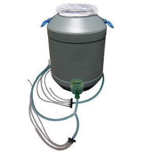 カースル 灌水セットC タイマー付 E110-5(植物 花 ガーデニング タンク ホース 雑貨)|tricycle