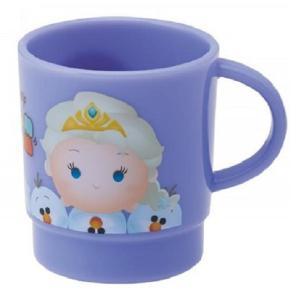 Disney ツムツム アナと雪の女王 スタッキングコップ KP1(カップ 子供用 キャラクター)|tricycle