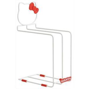 ハローキティ ふきんスタンド(キッチン 便利 グッズ ふきん 立て 乾燥 器 ダスター 水切り)|tricycle