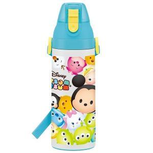 Disney ツムツム ダイレクトステンレスボトル 600ml SDS6RN(水筒 保冷 キャラクター)|tricycle