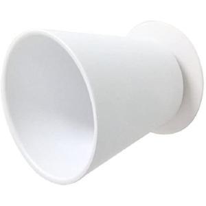 三栄水栓 SANEI mog モグ マグネットコップ ホワイト(歯磨き コップ 水切り スタンド 子供 うがい 用 洗面所 コップ おしゃれ) tricycle
