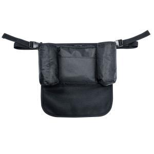 便利なベビーカーポケット(ベビーカー バッグ メッシュ ドリンクホルダー ひっかける)|tricycle