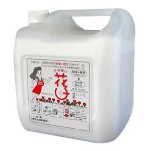 酸素系多目的洗剤 花子 3.5kg お徳用(かわゆい花子 洗濯 洗浄 除菌 脱臭 消臭)|tricycle