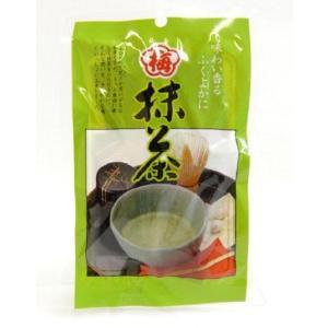 マン・ネン 梅抹茶 袋2g×10袋入×10セット(昆布茶 梅昆布茶 抹茶 粉末 お茶漬 お粥)|tricycle