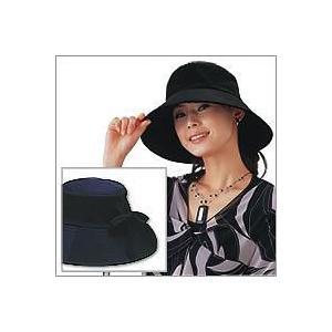クールラピッド サイズ調整つば広帽子 ブラック|tricycle