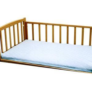 クールラピッド 立体ハニカムメッシュ 敷パッド(ベビー ベッド 用品 クール寝具 快眠 快適 グッズ 寝汗 吸汗 速乾)|tricycle
