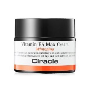 シラクル ciracle E5クリーム 50ml(韓国コスメ 保湿 ビタミンE ジェル フェイス スキン ケア)|tricycle