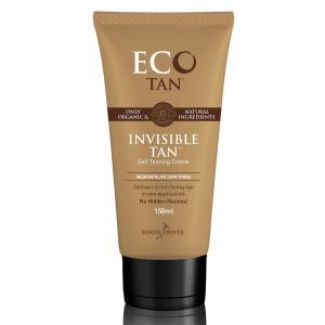 EcoTan エコタン インヴィジブルクリーム 150g(セルフタンニングローション 小麦肌 塗る だけ で 日焼け クリーム)|tricycle