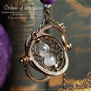 錬夢の砂時計 Dream of hourglass(開運 グッズ 天然石 パワーストーン アクセサリー)|tricycle