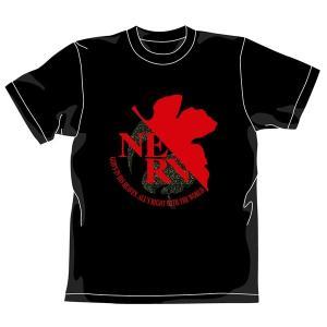 ヱヴァンゲリヲン新劇場版 NERV Tシャツ(エヴァンゲリオン ガイナックス グッズ)|tricycle