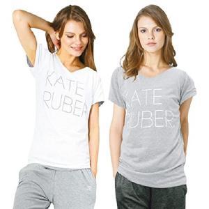 Kate Ruber Sauna Couture サウナクチュール サウナTシャツ(サウナスーツ レディース おしゃれ 普段着 ダイエット エクササイズ ウェア)|tricycle