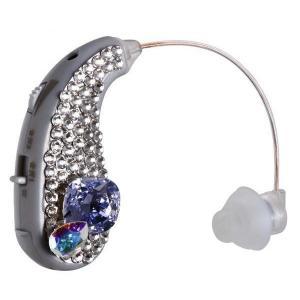 耳かけ型集音器 イヤーフォース パルフェ 右耳用 EF-16MP(補聴器 シルバー用品 エムケー電子 みみもとくん)|tricycle