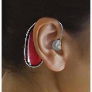 耳かけ型集音器 イヤーフォース・ミニ(補聴器 シルバー用品 エムケー電子 みみもとくん)