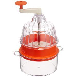 回転式野菜調理器 Clulu クルル(野菜 スライサー カッター 麺 ヌードル クッカー)