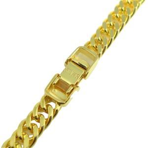 シルバー ネックレス 2面W喜平 φ1.00 60cm 30g  中折 純金/ロジウム コーティング|trideacoltd