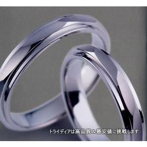 K18WGホワイトゴールドリング セントオーロ結婚指輪SO-114|trideacoltd