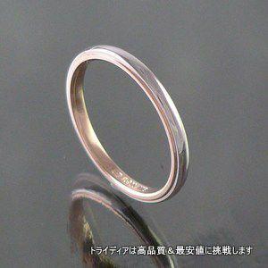 NINA RICCIニナリッチ6R1F01マリッジリング指輪ピンクゴールド