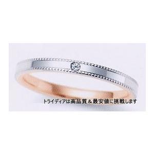 NINA RICCIニナリッチ6R1F03ダイヤモンドリング結婚指輪