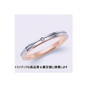 NINA RICCIニナリッチ6R1F05ダイヤモンドリング結婚指輪