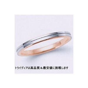 NINA RICCIニナリッチ6R1F06プラチナピンクゴールドリング指輪|trideacoltd