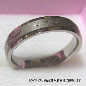 K18WG/PG結婚指輪ホワイトリングアンジェローザ写真左AR-506|trideacoltd