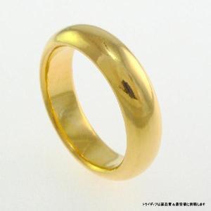 K24甲丸5mm11g金マリッジリング結婚指輪TRK526|trideacoltd