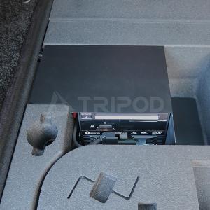 アルファロメオ ステルヴィオ パナソニック F1D9D専用取付キット|tripod|05
