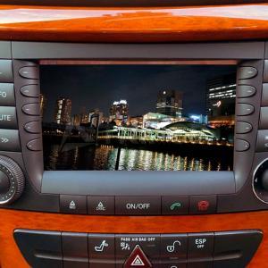 IFJ | BENZ 02 VID W211/219/220 R171 DVDナビ付D車用 AVインターフェイス|tripod