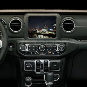 CH-UCONNECT JEEP DODGE CHRYSLER Apple CarPlay付Uconnect 8.4インチ搭載車両 HDMI入力付 AVインターフェース|tripod