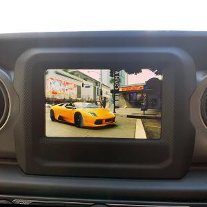 CH-UCONNECT2 JEEPWRANGLERSPORT専用 AppleCarPlay付Uconnect7インチ搭載車両 HDMI入力付AVインターフェース|tripod