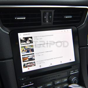 CS-SCL-001-P ポルシェ smart carlink pod 純正Apple CarPlay搭載車両で動画アプリの再生が可能となります。|tripod