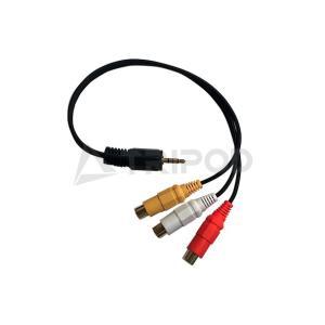 【DI-V03S3.5】MD-OTPANAシリーズ DVDオプションVTR入力ケーブル|tripod