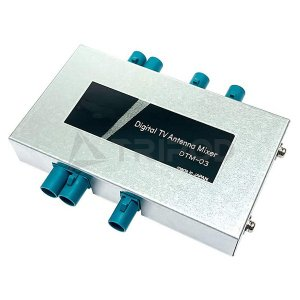DTM-03 デジタル TV アンテナ混合器|tripod